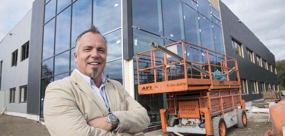Unternehmen expandiert am neuen Standort Neviges